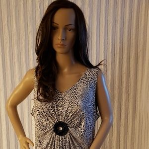 Lennie for Nina Leonard Dress - NWOT